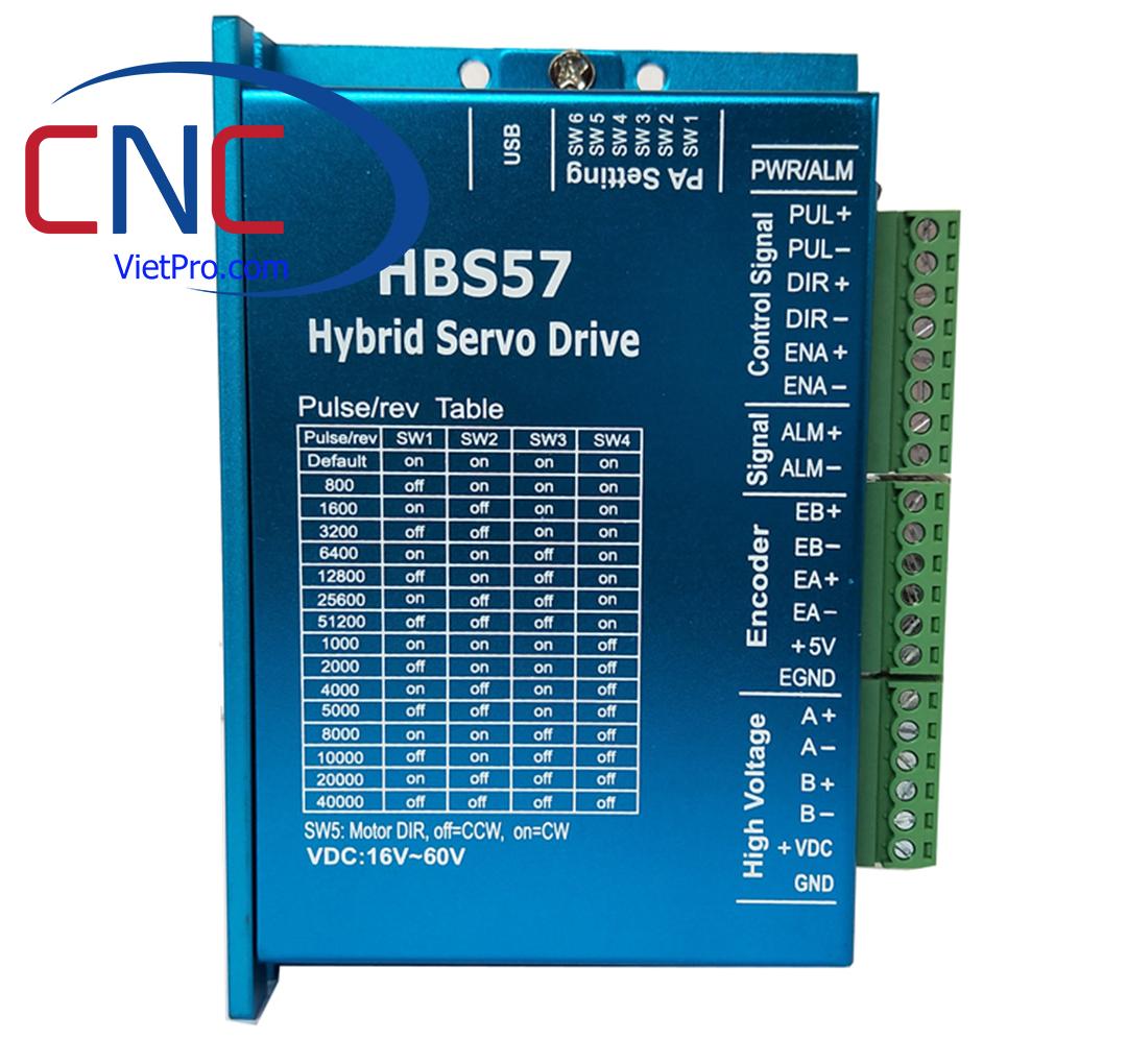 2.2NM DRIVER BS57 + ĐỘNG CƠ 57CME22