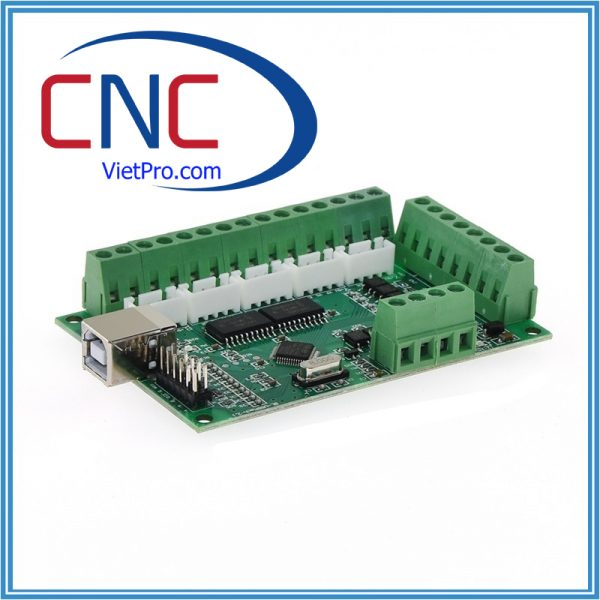 Mạch CNC BOB MACH3 USB V2