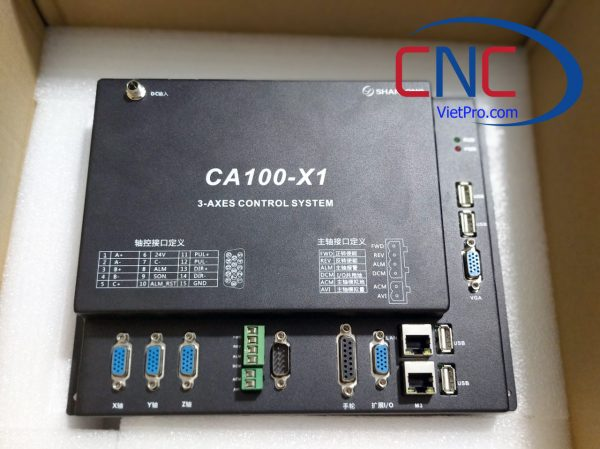 BỘ ĐIỀU KHIỂN CA100-X1